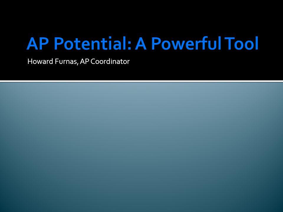 Howard Furnas, AP Coordinator