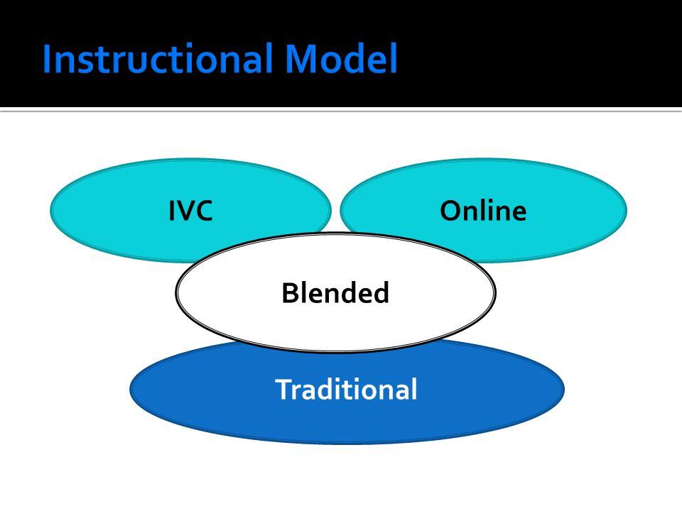 IVCOnline Traditional Blended