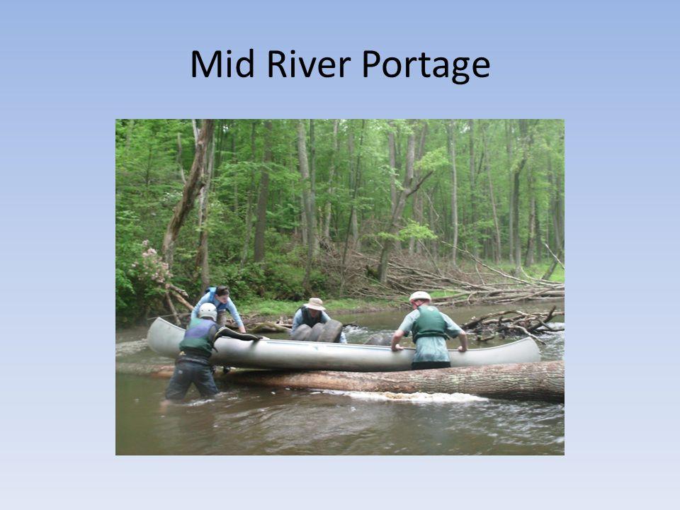 Mid River Portage