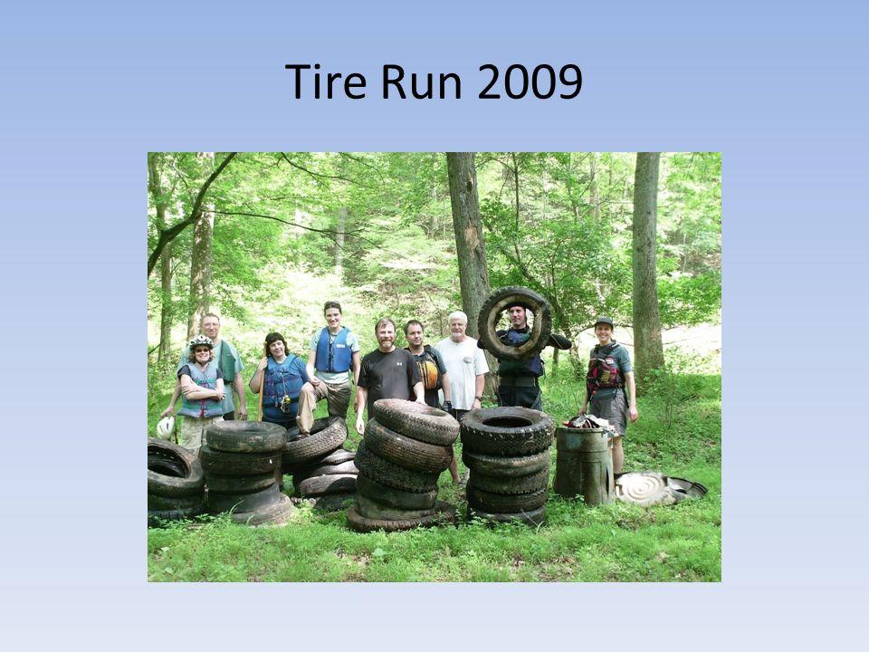 Tire Run 2009