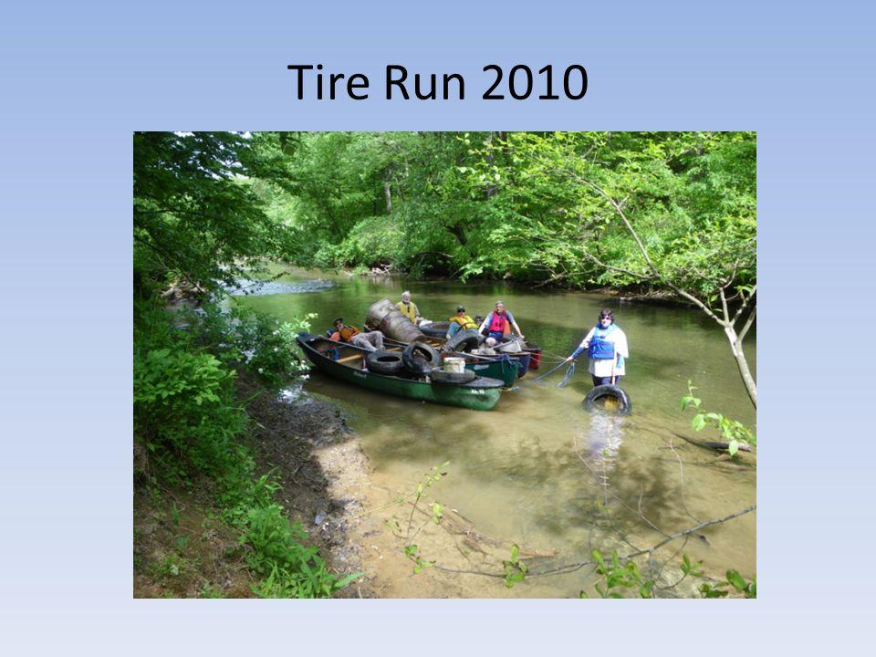 Tire Run 2010