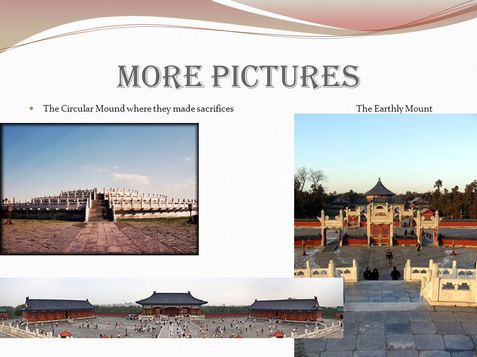 Historical Background of Temple of Heaven The popular temple was originally constructed for the emperors of the Qing and Ming dynasties to worship certain gods and make sacrifices.