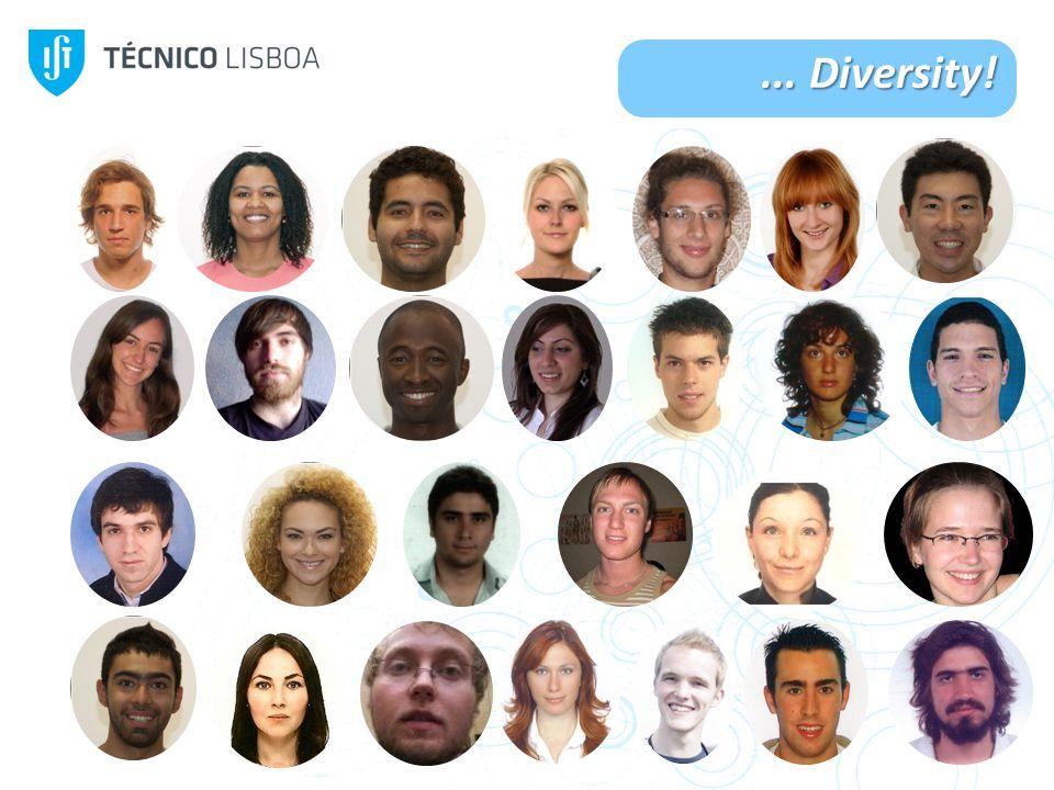 ... Diversity!