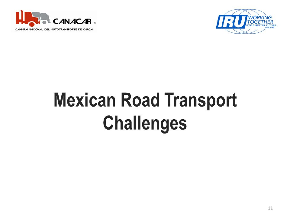 Mexican Road Transport Challenges 11