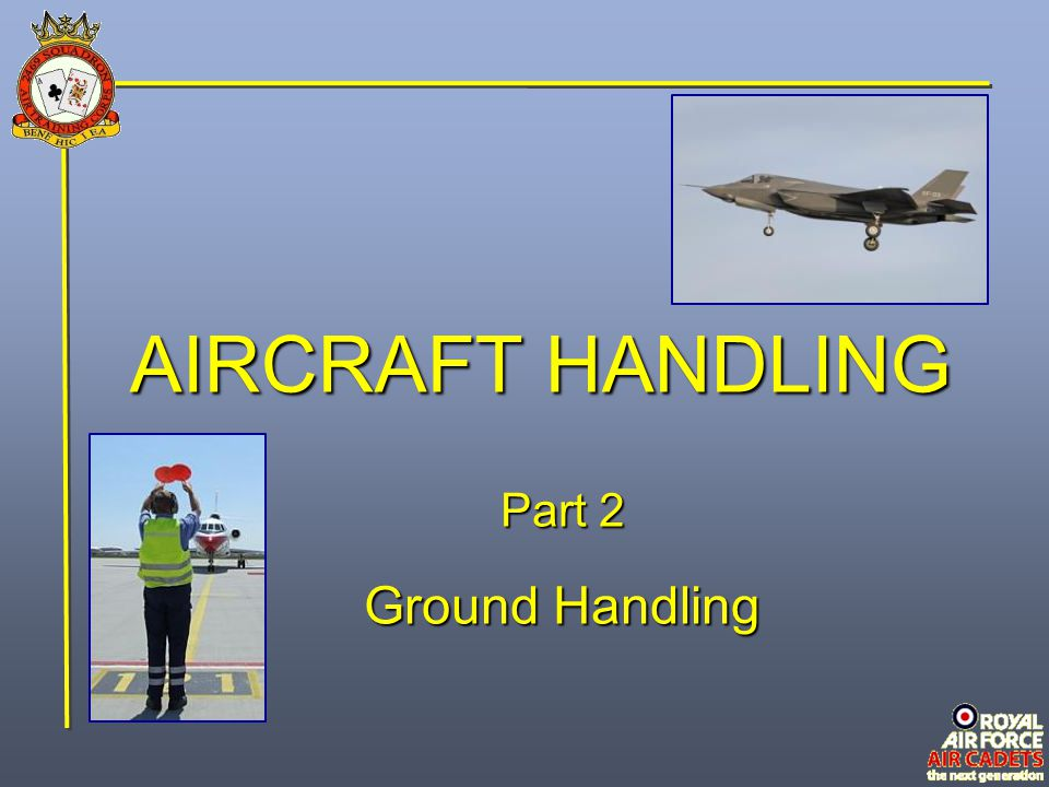 Aircraft arrivals and departures are usually attended by two tradesmen, known as the Handling Team The handling team will marshal an arriving aircraft into a parking area which has been cleared of FOD What is FOD?
