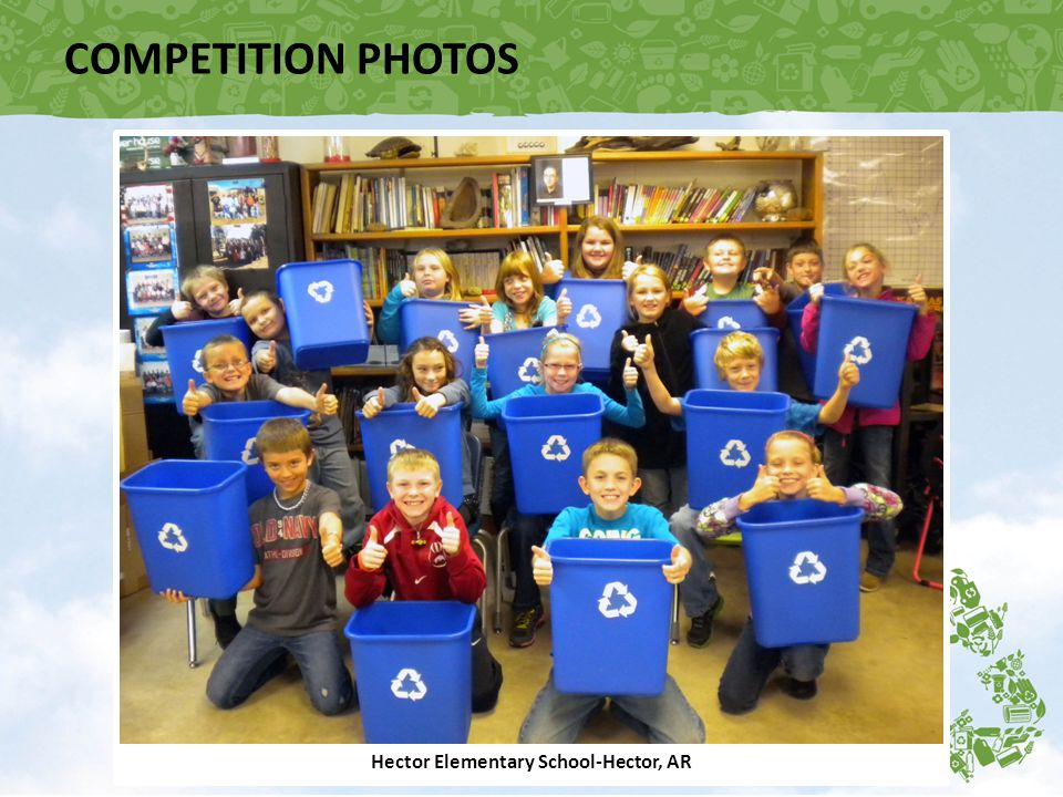 COMPETITION PHOTOS Hector Elementary School-Hector, AR