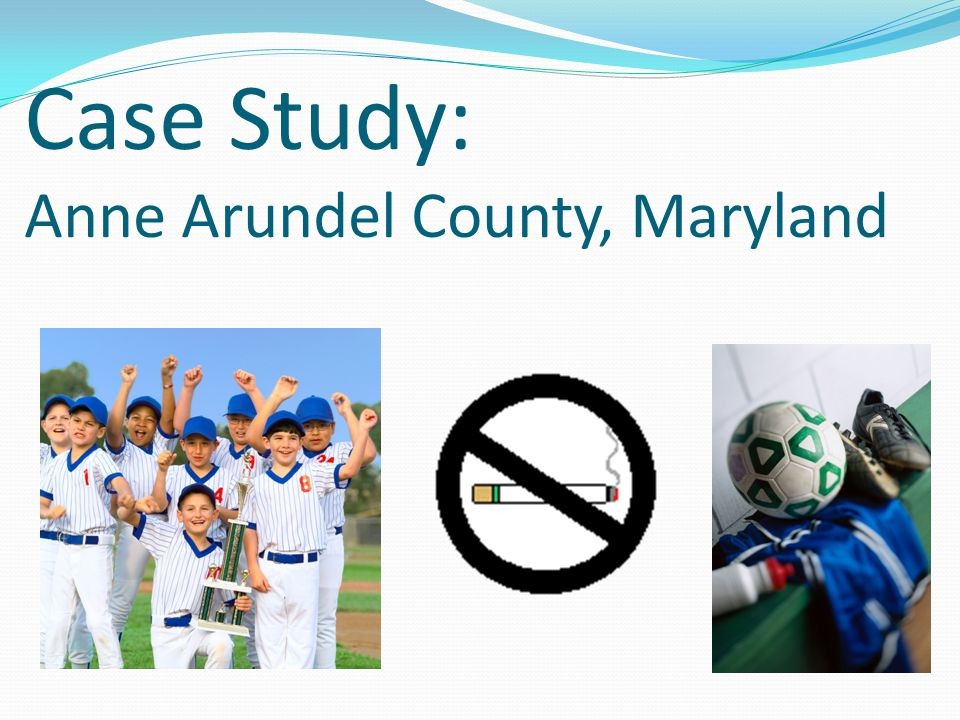 Case Study: Anne Arundel County, Maryland