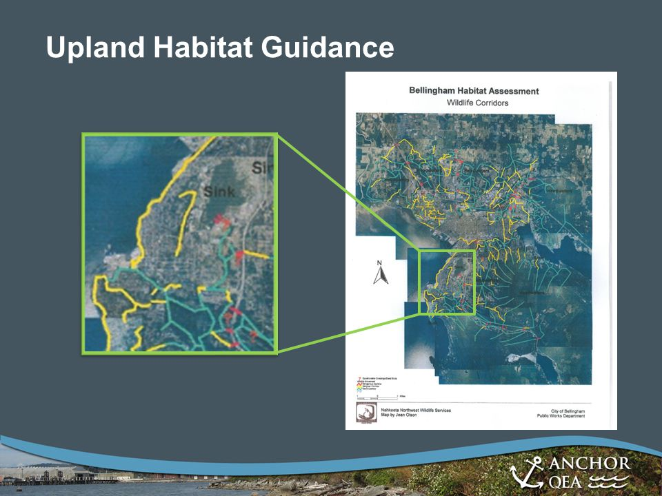 Upland Habitat Guidance