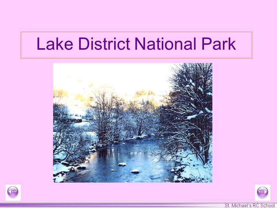 St. Michaels RC School Lake District National Park