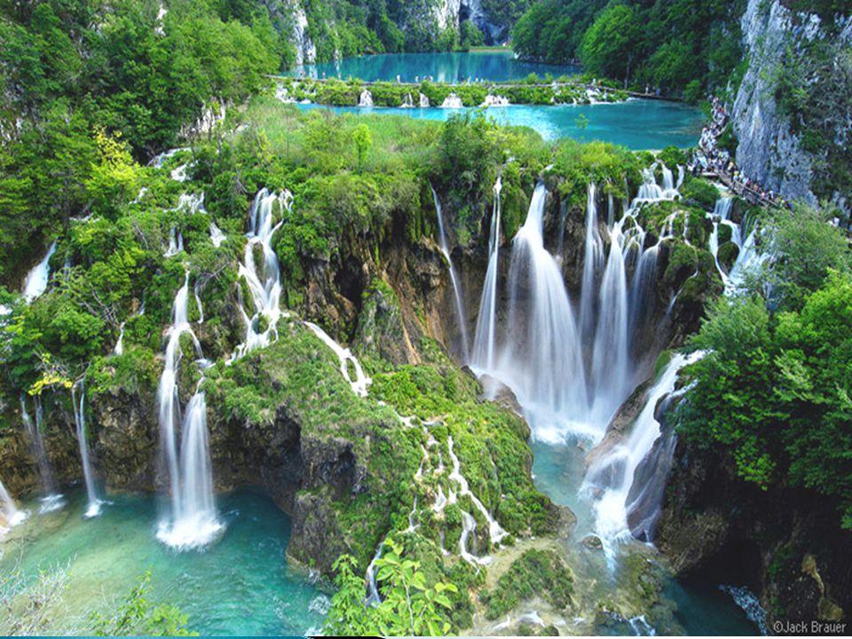 Plitvice Lakes National Park (Croatian: Plitvička jezera) is the oldest and the largest national park in Croatia.