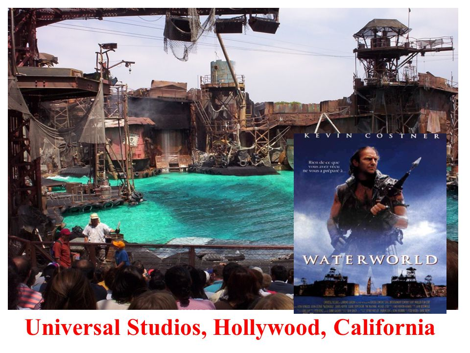 Universal Studios, Hollywood, California