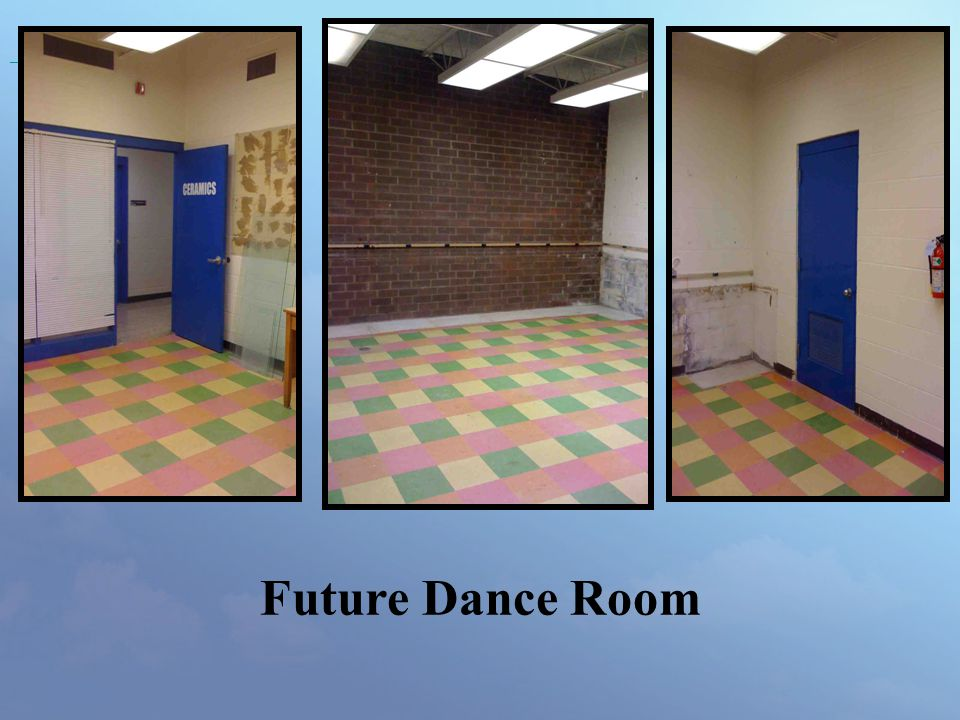 Future Dance Room