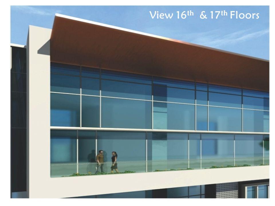 View 16 th & 17 th Floors
