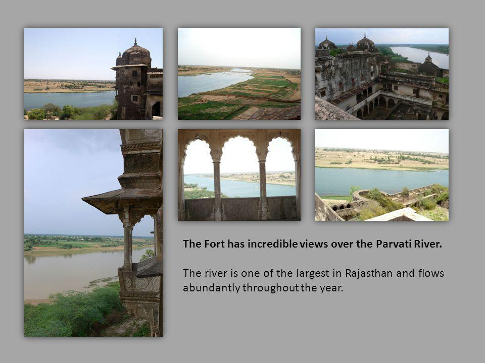 Khatoli Fort Area Details Total Area of the Fort 93285 sq.ft / 8666 sq.mtr.