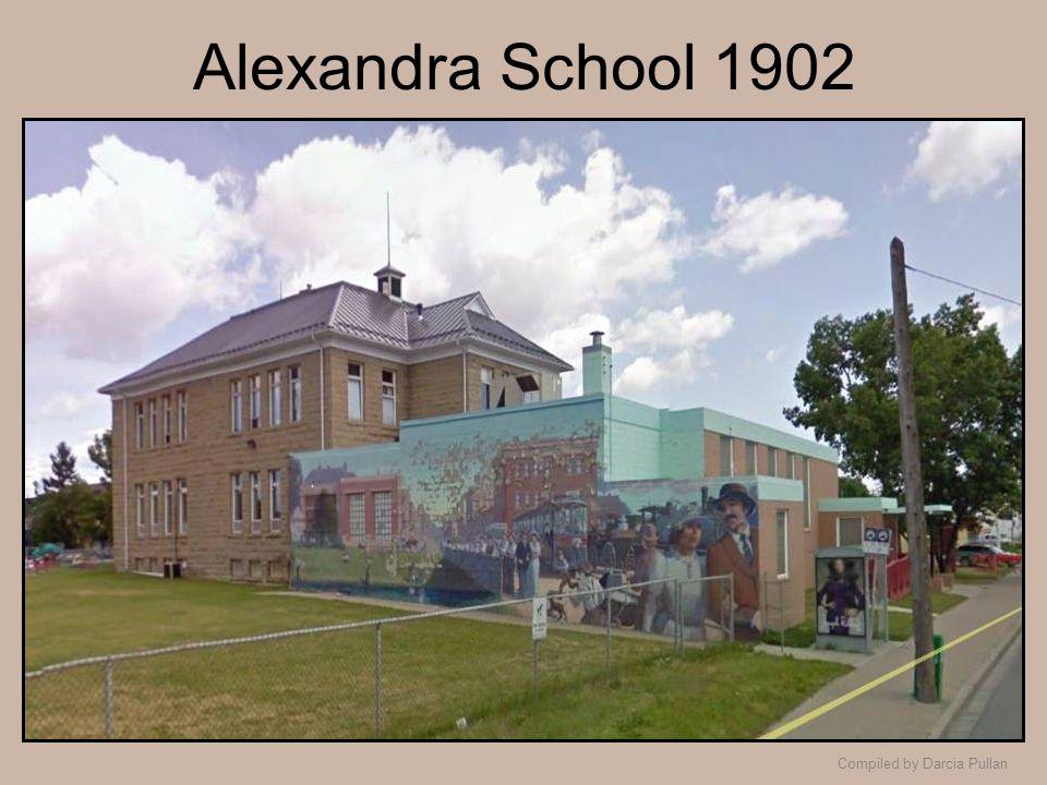 Compiled by Darcia Pullan Alexandra School 1902
