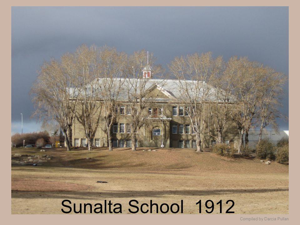 Compiled by Darcia Pullan Sunalta School 1912
