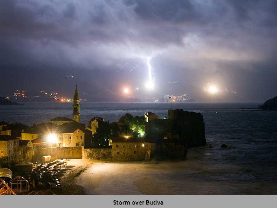 Budva, Sveti Nikola Island
