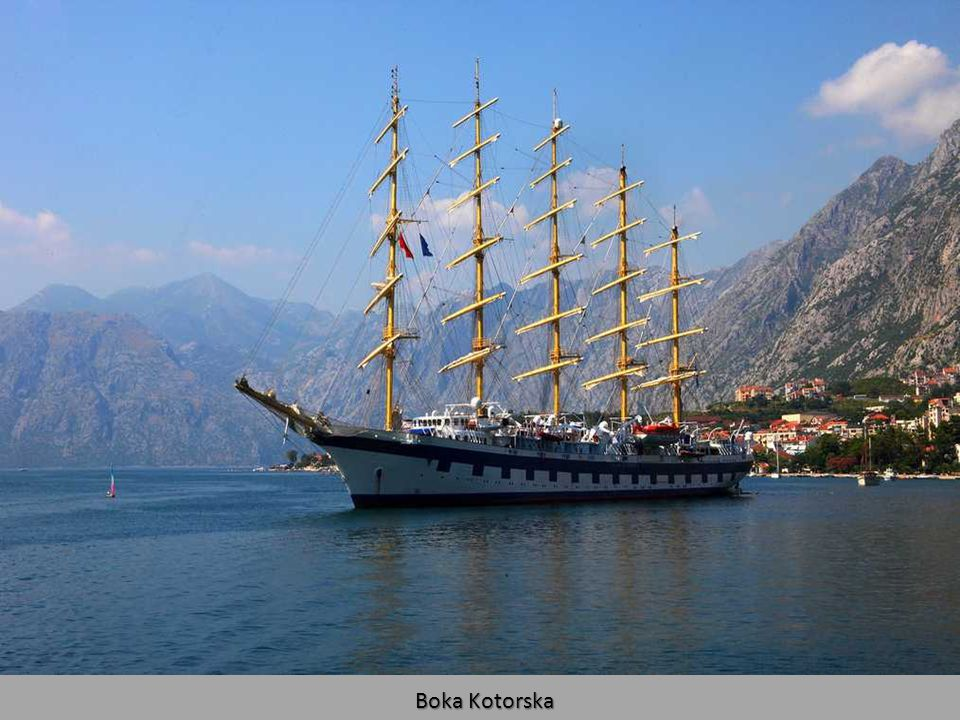 Bay of Kotor, The greatest bay of Europe