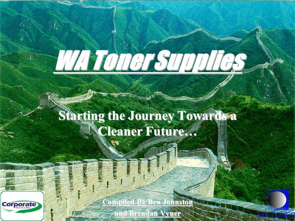 Who are WA Toner Supplies.