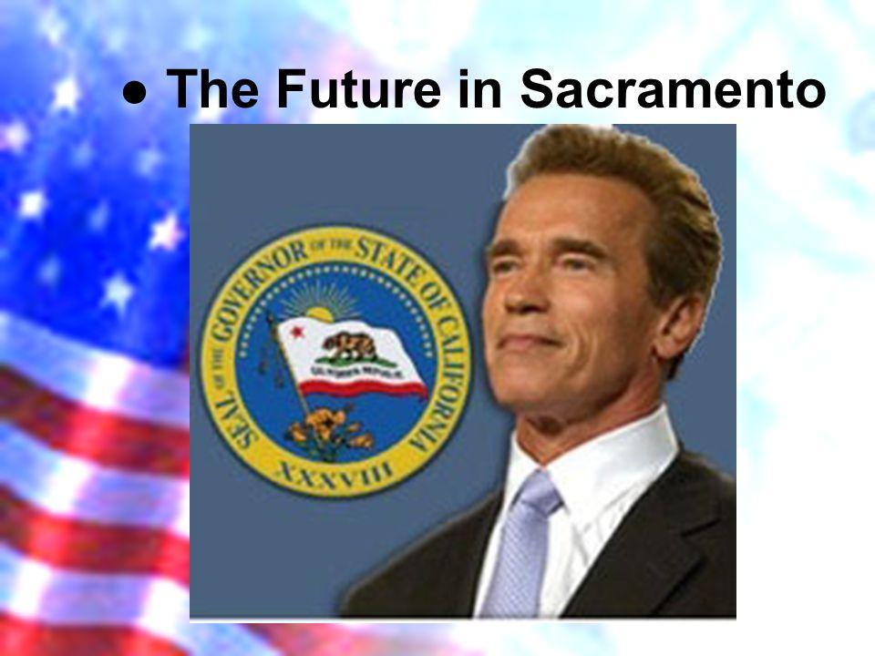 The Future in Sacramento