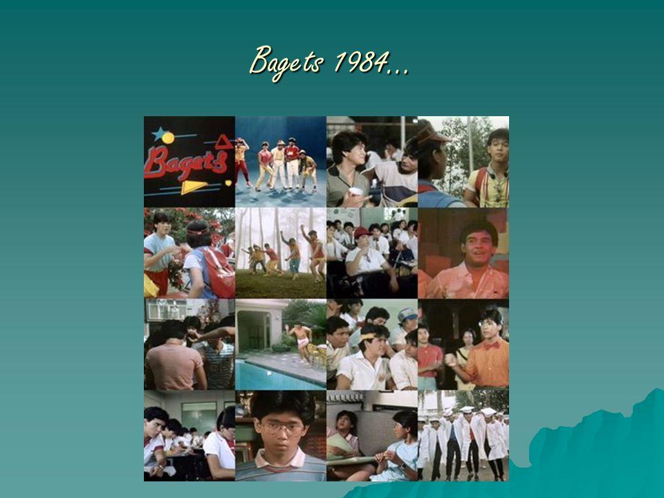 Bagets 1984…
