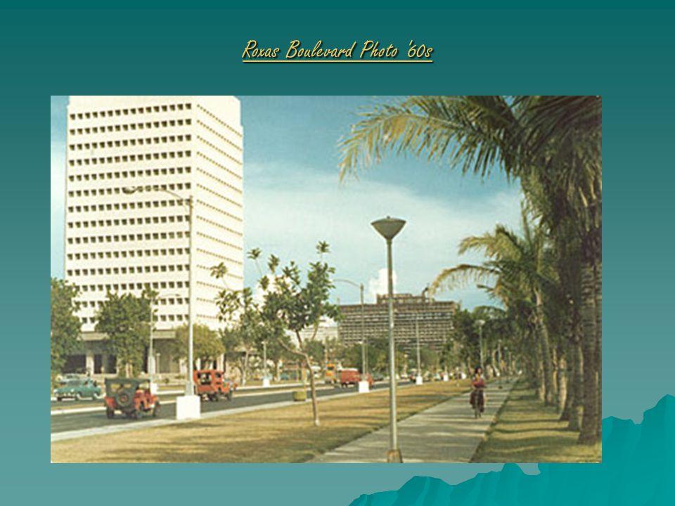 Roxas Boulevard Photo '60s Roxas Boulevard Photo '60s