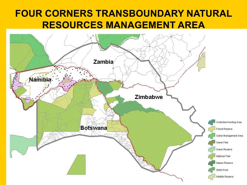 FOUR CORNERS TRANSBOUNDARY NATURAL RESOURCES MANAGEMENT AREA