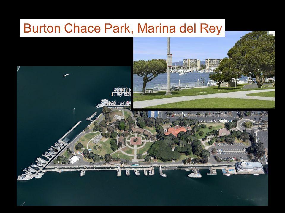 Burton Chace Park, Marina del Rey