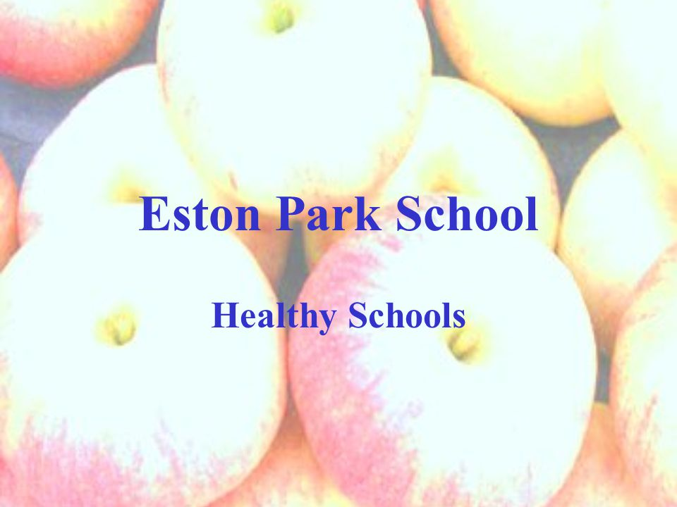 Eston Park School Healthy Schools