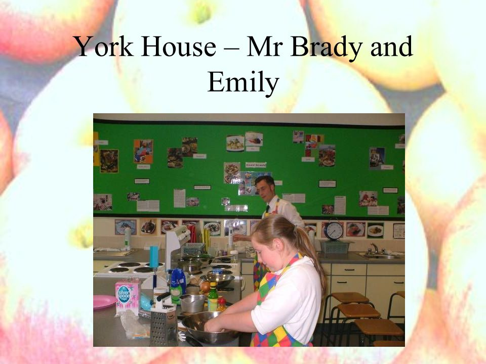 York House – Mr Brady and Emily