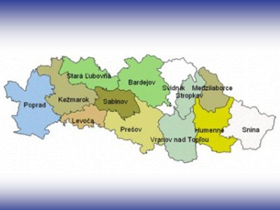 Region of Prešov