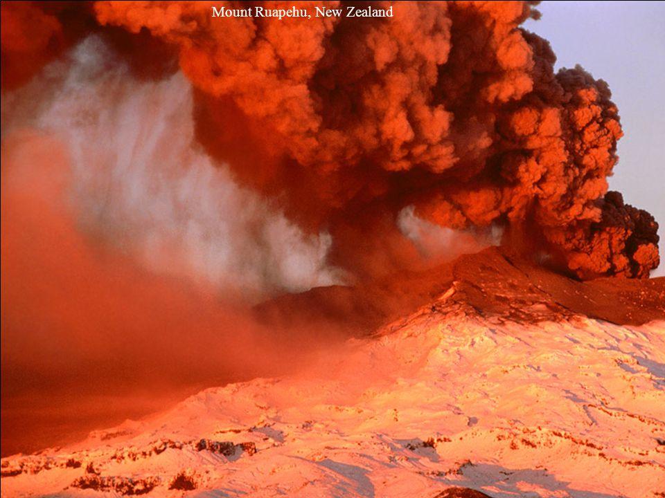 Arenal Erupting, Costa Rica