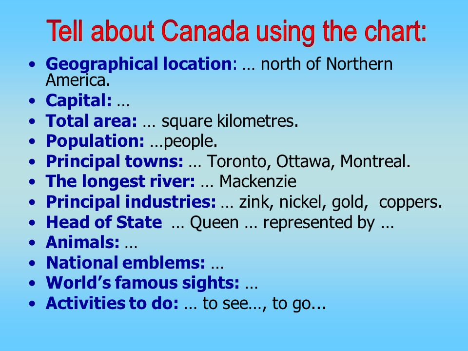 Geographical location: … north of Northern America.