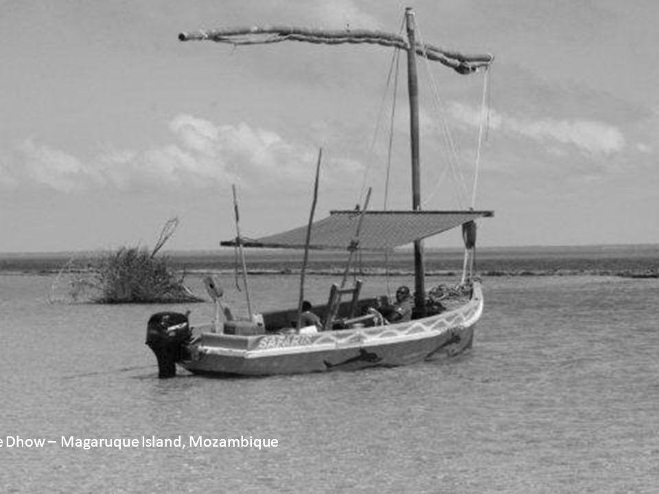 Magaruque Island – Mozambique