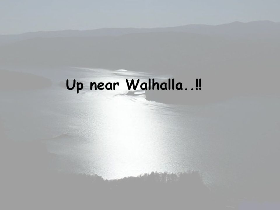 Up near Walhalla..!!