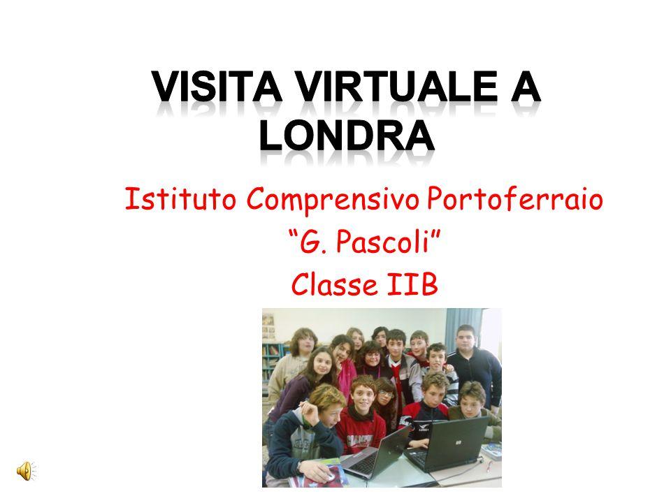 Istituto Comprensivo Portoferraio G. Pascoli Classe IIB