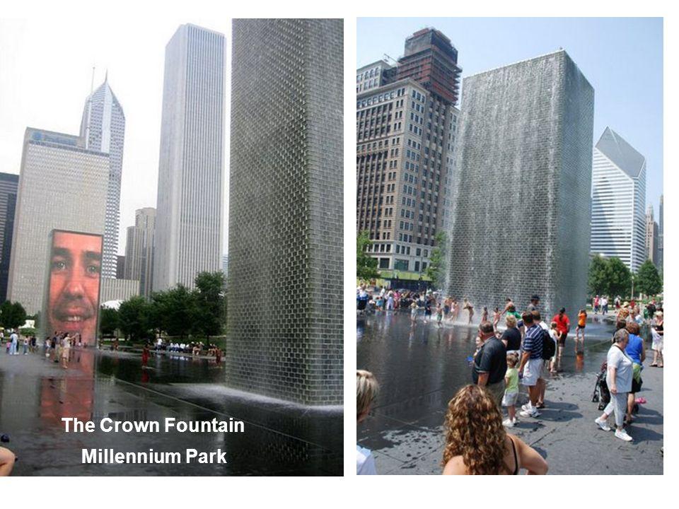 Millennium Park Promenade