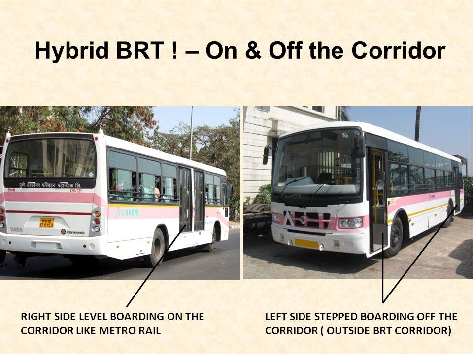 Hybrid BRT .