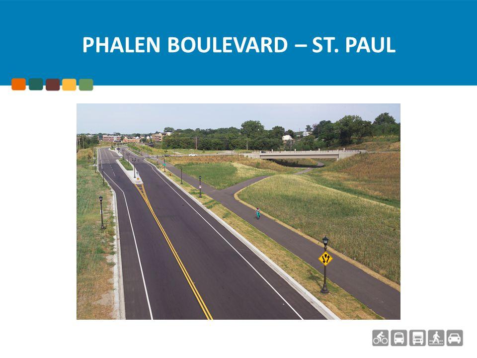 PHALEN BOULEVARD – ST. PAUL
