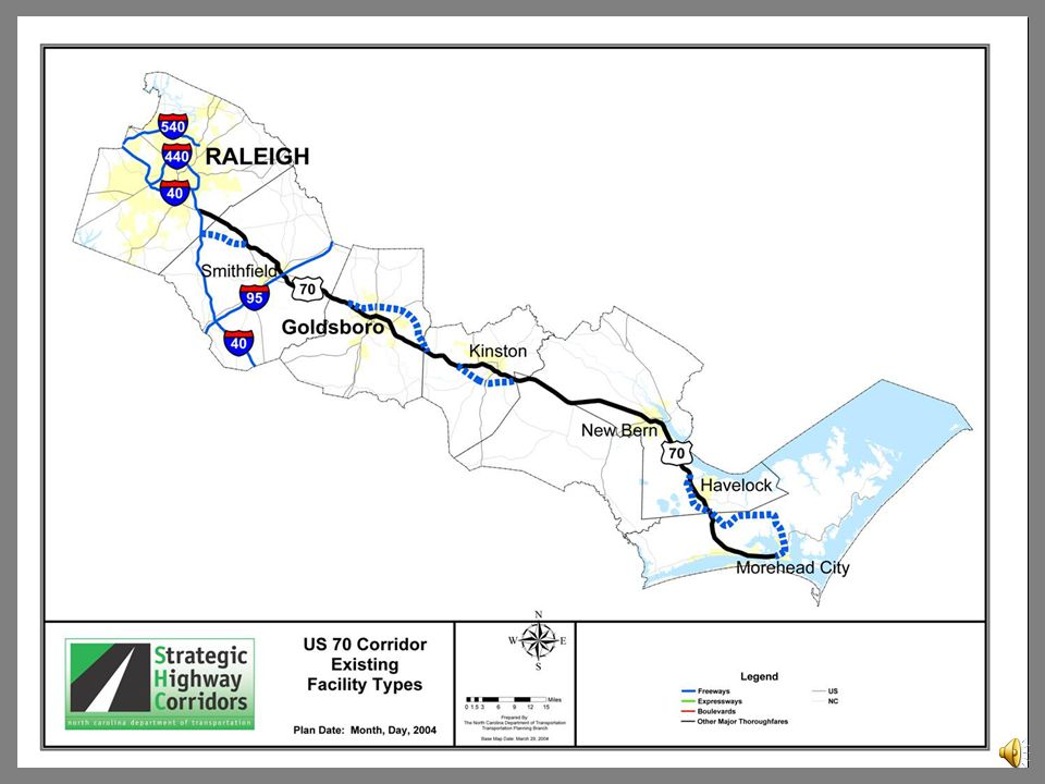 Kinston Bypass STIP # R-2553 General Project Need