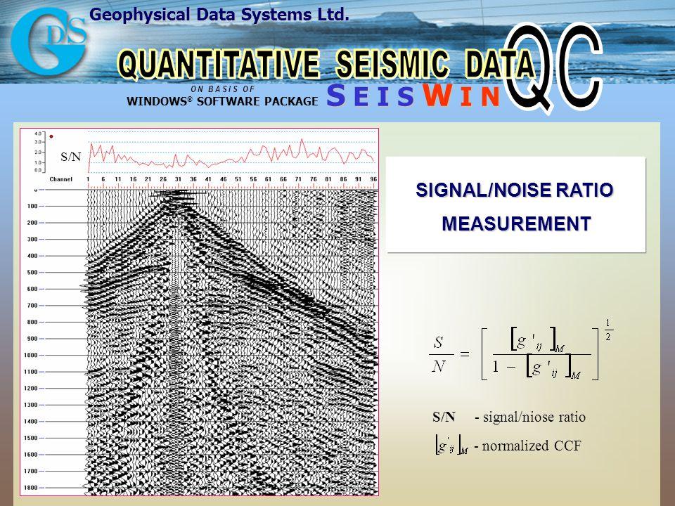 Geophysical Data Systems Ltd.