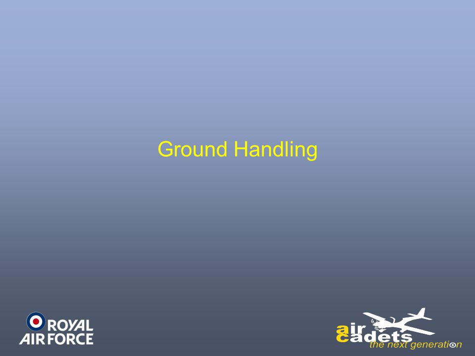 Recap Aircraft Maintenance Ground Handling