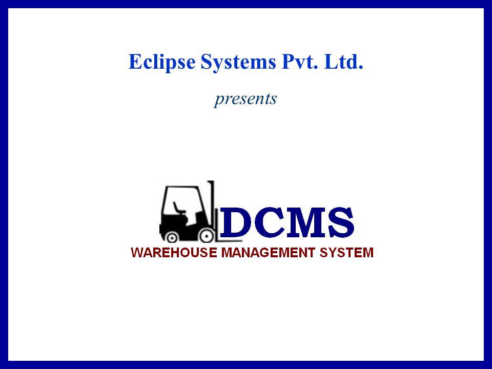 DCMS DCMS is a premiere Warehouse Management System (WMS).