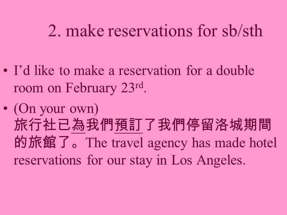 3.propose to sb.
