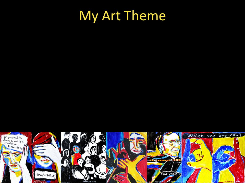 My Art Theme