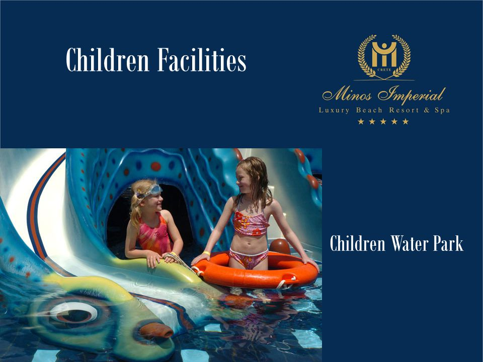 Children Water Park Children Facilities