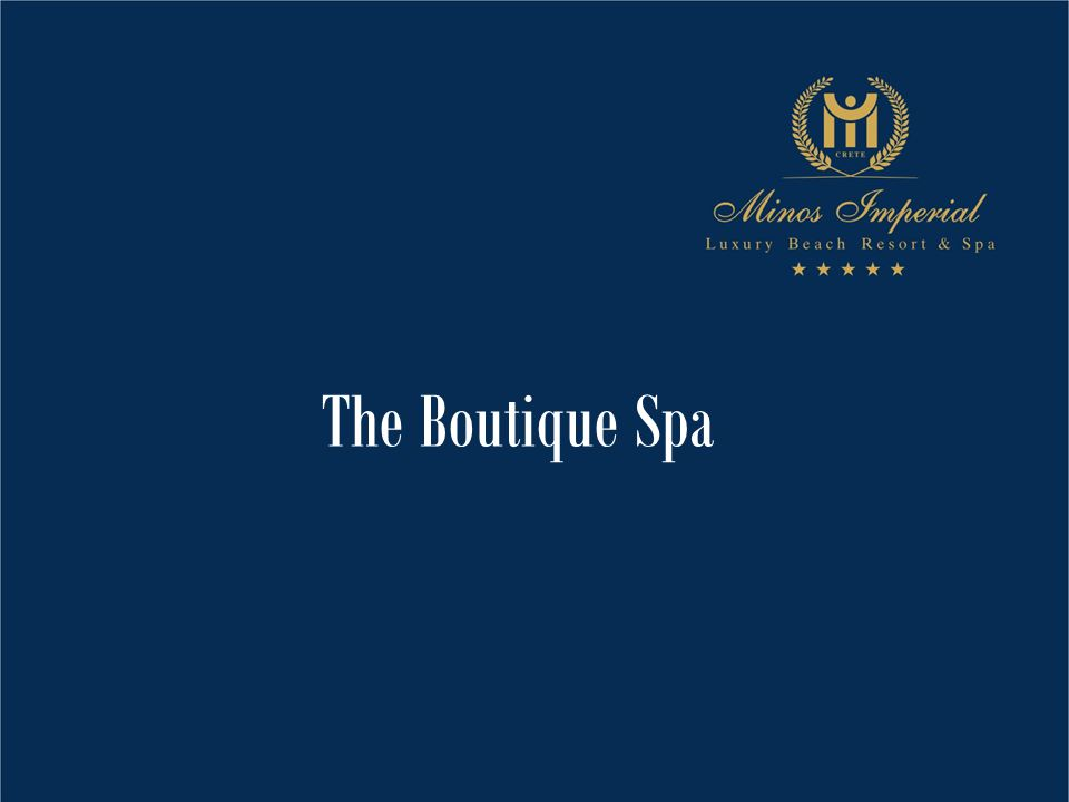 The Boutique Spa