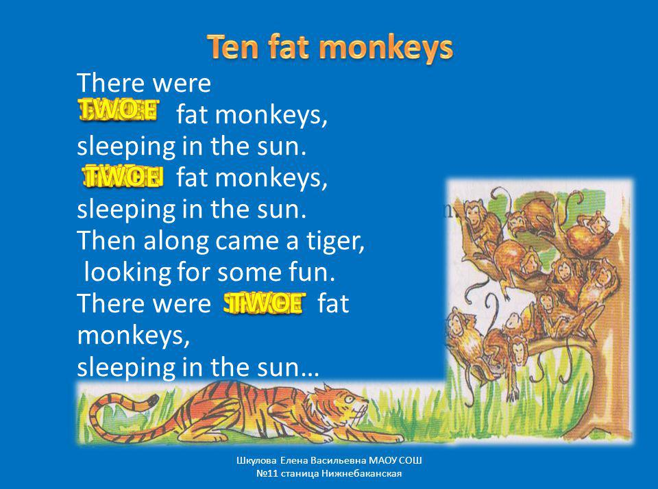 There were fat monkeys, sleeping in the sun. fat monkeys, sleeping in the sun.
