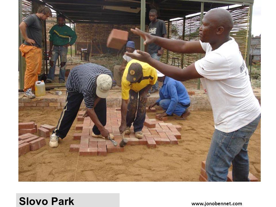 Slovo Park www.jonobennet.com