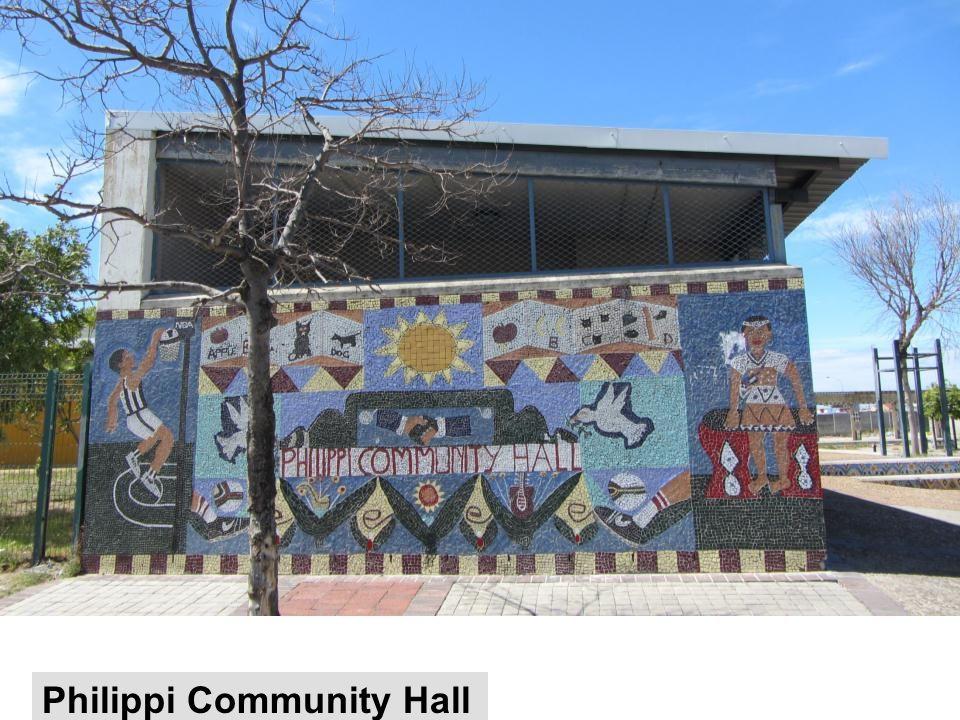 Philippi Community Hall